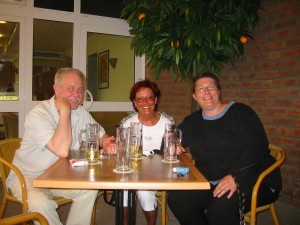 Rainer, Inge + Christiane